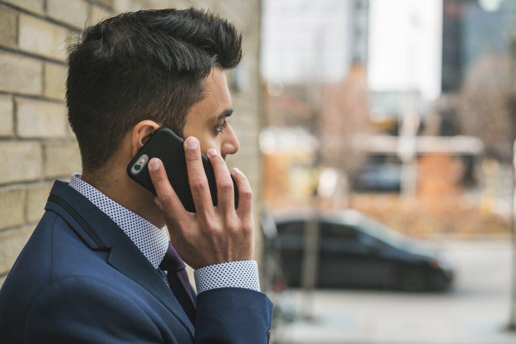 Phone Call With Bail Bondsman